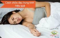 Cách chữa đau bụng kinh hiệu quả