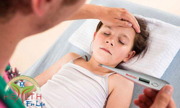 Sốt siêu vi nguyên nhân gây bệnh, triệu chứng và cách điều trị